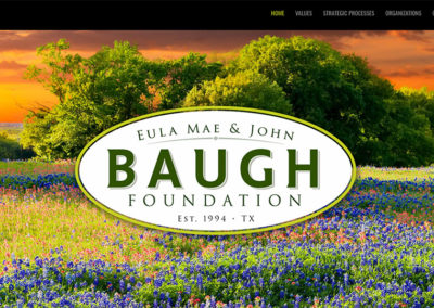 Baugh Foundation