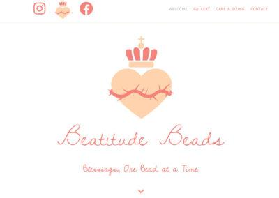 Beatitude Beads