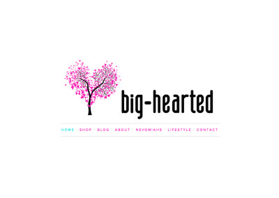 Big-hearted Blog