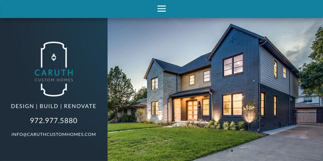 Caruth Custom Homes image