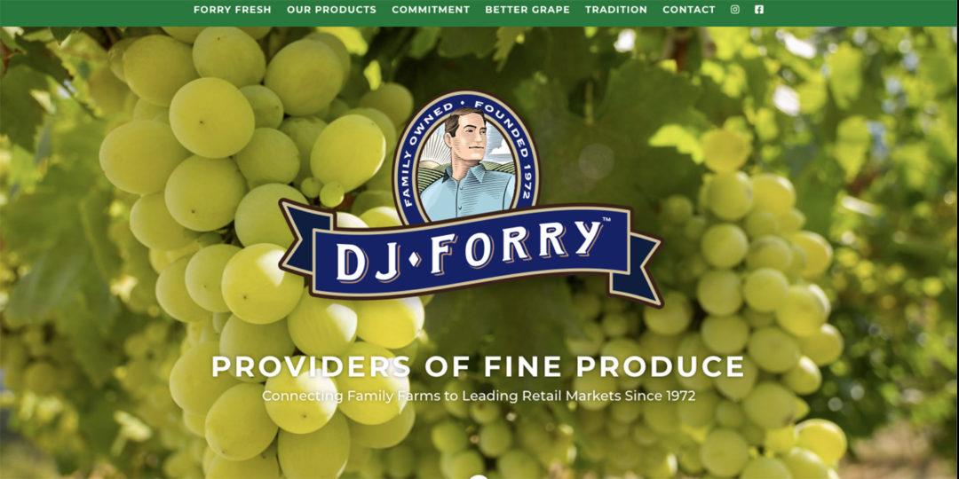 DJ Forry website