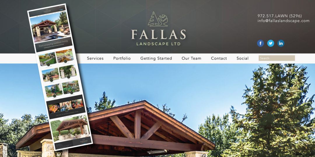 Fallas Landscape