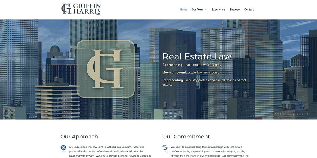 Griffin Harris – Real Estate Law