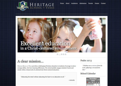 Heritage School of Texas