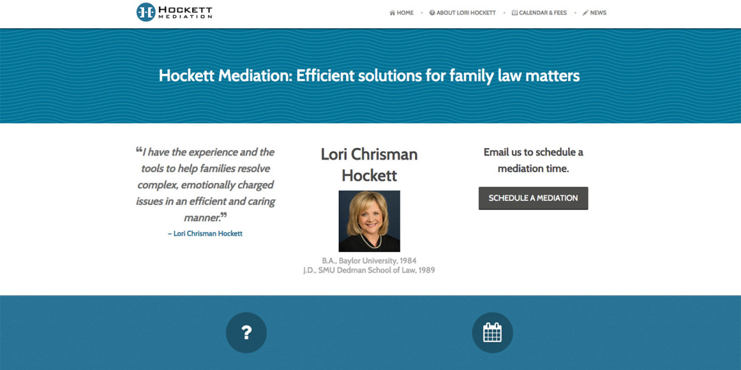 Hockett Mediation
