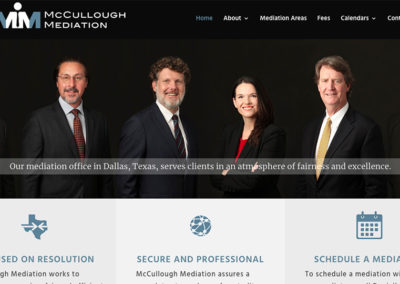 McCullough Mediation