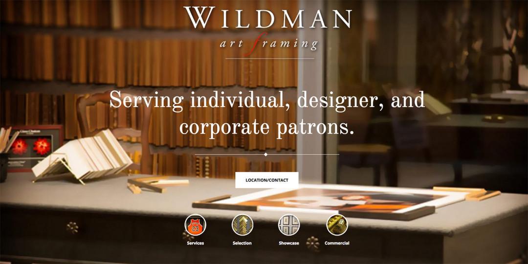 Wildman Art Framing
